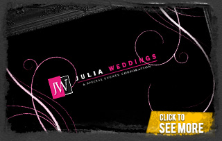 Julia Weddings Flash Intro and Website