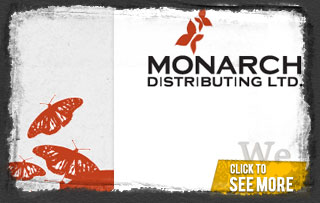 Monarch Distributing Ltd. Website