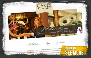 Wellington Cakes Website